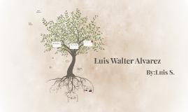 Luis Walter Alverez