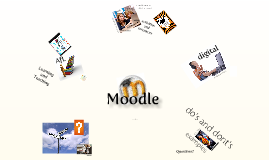 Moodle intro