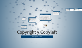 Copy of Copyright y Copyleft