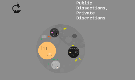 Public Dissections, Private Discretions