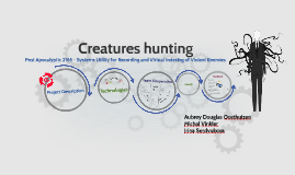 Creatures hunting