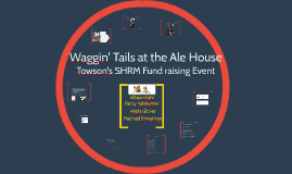 """Waggin' Tails at the Ale House"""