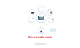 Copy of Mejoramiento Río Andalién