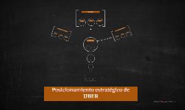 Posicionamiento estratégico de UBER