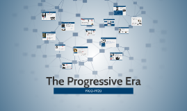 Copy of The Progressive Era