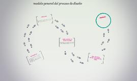 modelo general del proceso de diseño