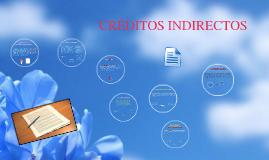 Copia de Copy of CRÉDITOS INDIRECTOS