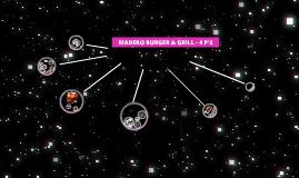 MADERO BURGER & GRILL
