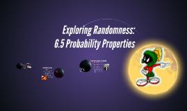 Exploring Randomness:
