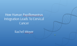 How Human PapilomaVirus (HPV) Leads To Cervical Cancer