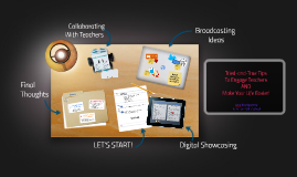 Tried-and-True Tips To Engage Teachers AND Make Your Life Easier