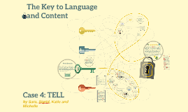 Key to Language and Content