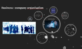 Business : company organization
