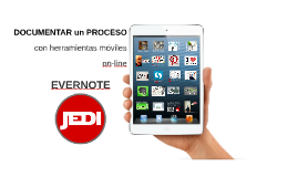 Copy of Documentar procesos - mobile elearning