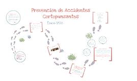 Prevención de Accidentes Cortopunzantes