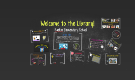 Copy of Welcome to the Library!
