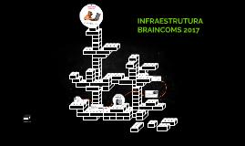 INFRAESTRUTURA BRAINCOMS 2017