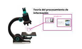 Teoría del procesamiento de información