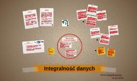 Integralność danych