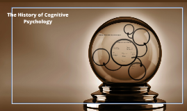 The History of Cognition