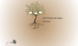 EIO Point of Sales System