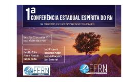 Pré Conferência Espírita