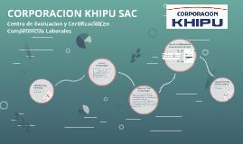 CORPORACION KHIPU SAC