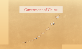 Copy of Goverment of China