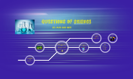 questions of science