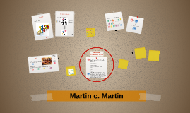 Martin c Martin