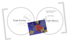 Triple Entente/Triple Alliance