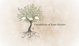 Foundations of Team Ministry (ihopu online)