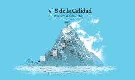 5` S de la Calidd