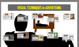 VISUAL TECHNIQUES in ADVERTISING