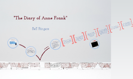 Copy of The Diary of Anne Frank Bell Ringers