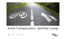 Active Transportation Outreach - General