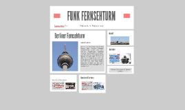 FUNK FERNSEHTURM