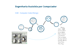 Copy of CAD - Engenharia assistida por computador