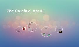 The Crucible, Act III