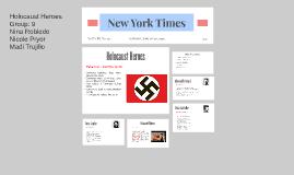 Copy of Holocaust Heroes
