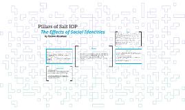 Pillars of Salt IOP
