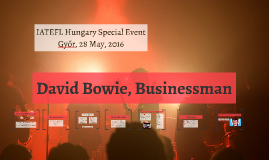 Bowie business