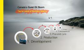 Canada's Oil Boom