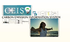 Carbon Emission Information System
