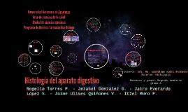 Copy of Histología del aparato digestivo