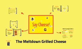 Copy of The Meltdown Grilled Cheese