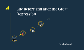Copy of Life before and after the Great Depression