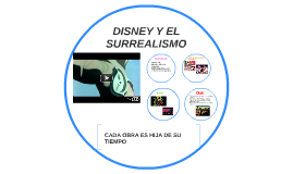 DISNEY Y EL SURREALISMO