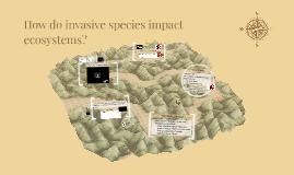 Unit 1, Day 15: Invasive Species