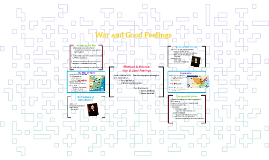 War and Good Feelings